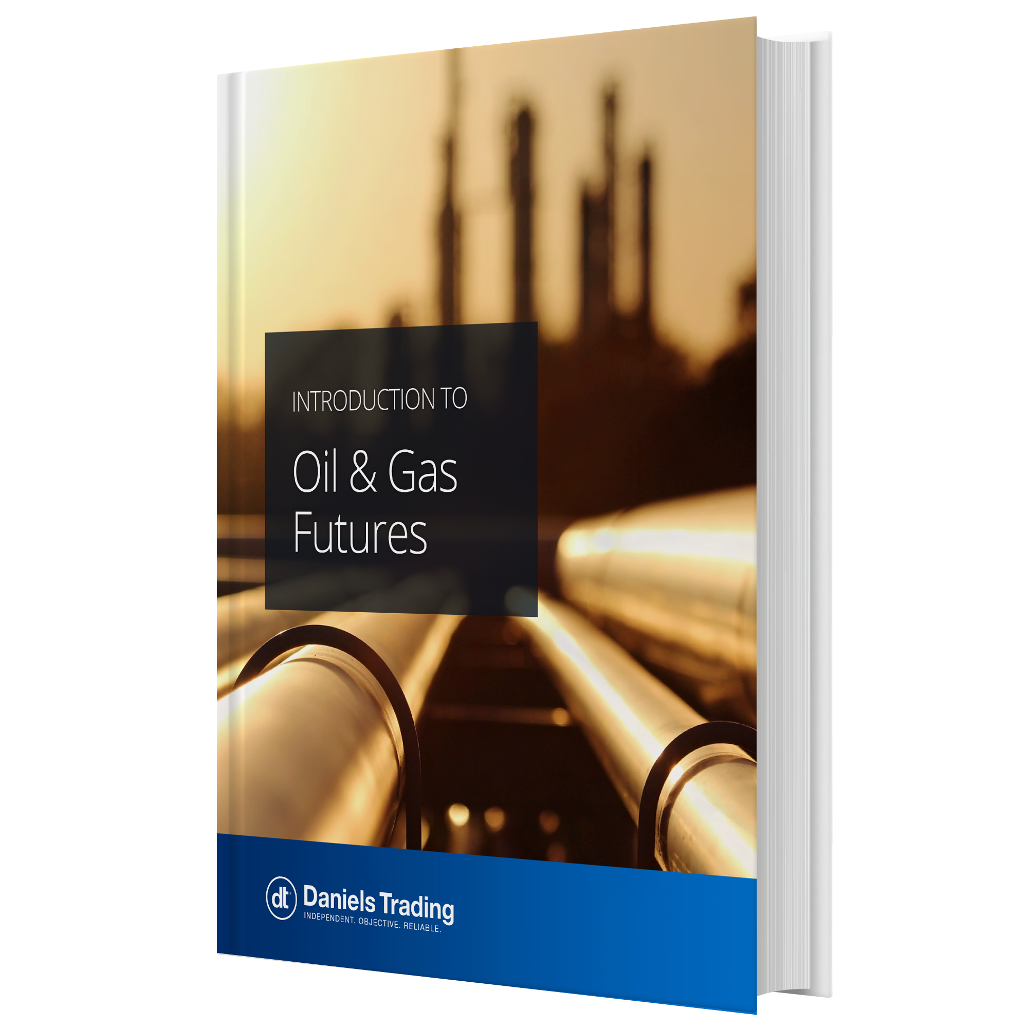 Daniels Trading eb cover Intro to Oil and Gas Futures.png