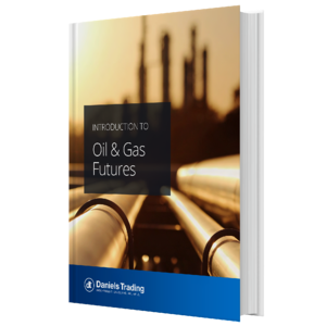 Daniels Trading E-book cover Intro to Oil and Gas Futures